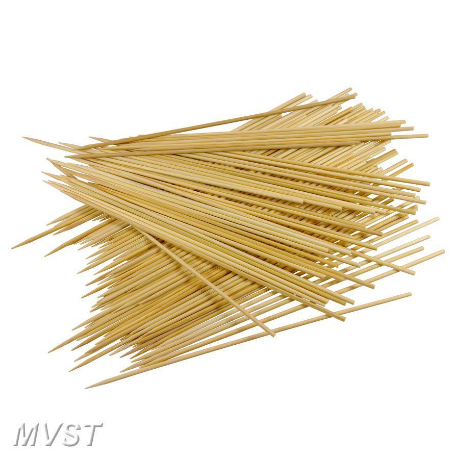bambus spiesse 20 cm 2 5 mm 200 st ck mvst. Black Bedroom Furniture Sets. Home Design Ideas